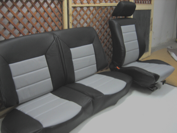 vw golf 1 cabrio sportsitze ledersitze lederausstattung ebay. Black Bedroom Furniture Sets. Home Design Ideas